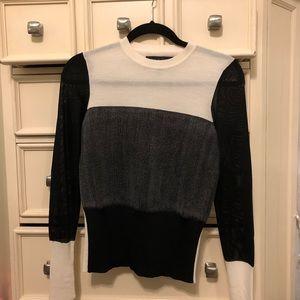 rag & bone Sweaters - -FIRM - Rag & Bone Marissa Colorblock Sweater NWOT